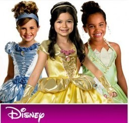 Throw Your Daughter A Disney Princess Costume Party   Princess Dress up   Scoop.it