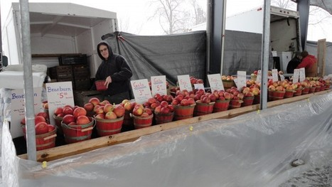 Winter market makes eating local easy year round | The Rapidian | Eat Local West Michigan | Scoop.it