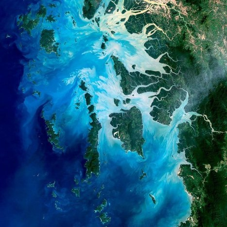 15 Surreal Satellite Images of Earth | Share Some Love Today | Scoop.it