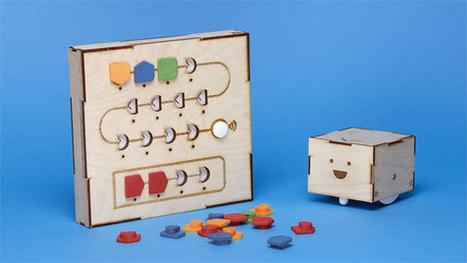 Cubetto: Aprender a programar un robot para niños | tecno4 | Scoop.it