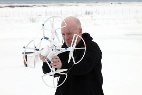 Instructor develops code of ethics for drone journalism - Southern Gazette | NYL - News YOU Like | Scoop.it