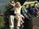 Wheelchair bound dad pens book about adventures with daughter | Accessible Tourism | Scoop.it