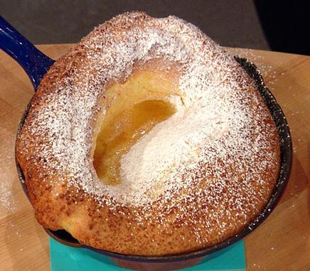 German Pancake | recipe | Scoop.it