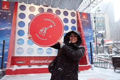Emirates Tries to Tap Into Flyers' Inner Children With Its First Instagram Hack | ALBERTO CORRERA - QUADRI E DIRIGENTI TURISMO IN ITALIA | Scoop.it
