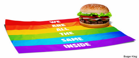 "LGBT RIGHTS: The 'Proud Whopper' And How Burger King Is Promoting ""We Are All The Same Inside"" 