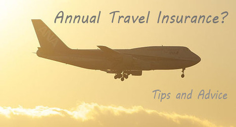 Canadian Health and Travel - When Does Annual Travel Insurance Make Sense?   social media   Scoop.it