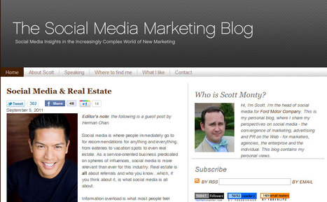 The Modern Executives Essential Social Media Toolkit   visualizing social media   Scoop.it