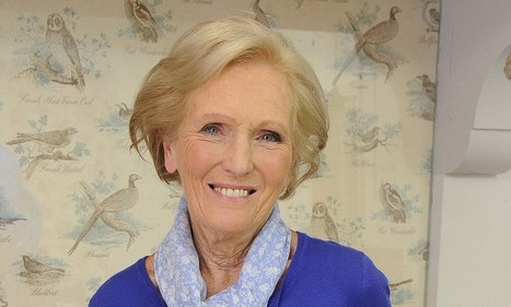 Mary Berry: Children should be taught to cook a minimum of TEN meals at school   Nutrition in Schools   Scoop.it