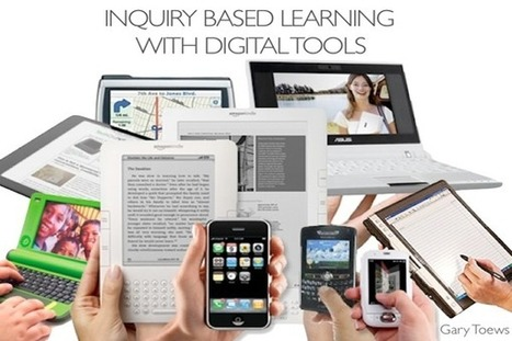 Use of Mobile Technology for Inquiry-Based Learning - EdTechReview™ (ETR) | Mobile Learning Design | Scoop.it