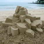 Geometric Sandcastles | Life, The Universe & Everything.... | Scoop.it