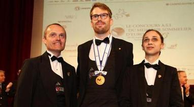 Jon Arvid Rosengren Crowned Best Sommelier in Europe | Epicure : Vins, gastronomie et belles choses | Scoop.it