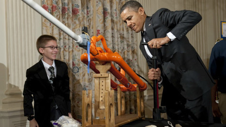 Barack Obama: America will take the giant leap to Mars | Local World | Scoop.it