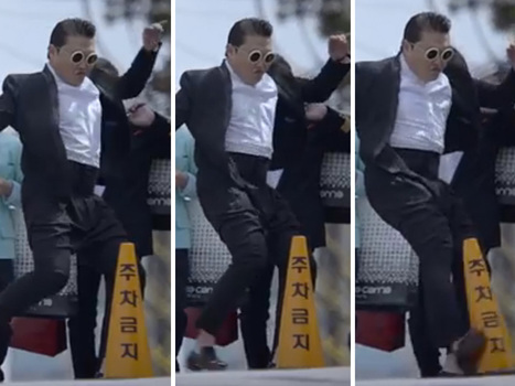 Psy Gentleman video banned in South Korea for kicking of traffic cone | Music | Arts | National Post | Radio Show Contents | Scoop.it
