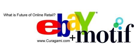 Future of Shopping: eBay's Pitman & Motif's Walia via @Curagami | Ecom Revolution | Scoop.it