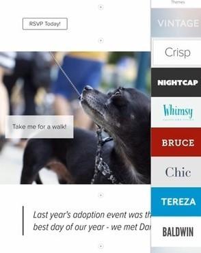 Adobe lance Slate, une appli gratuite pour réaliser de belles présentations sur iPad | outils du web | Scoop.it