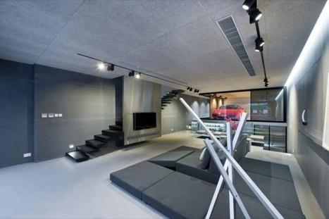 Casa de lujo en Sai Kung | fap-arquitectura | Scoop.it