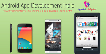 Opening Up a New Dimension: Android App Development for Wearables - Hyperlink InfoSystem | Android Application Development India | Scoop.it