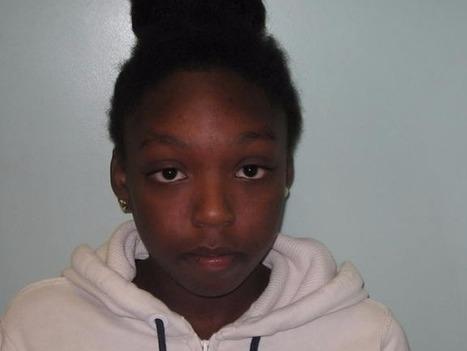 Shukyrah Allert (13) missing from Chingford (London) since October 10, 2015 | Missing Children | Scoop.it