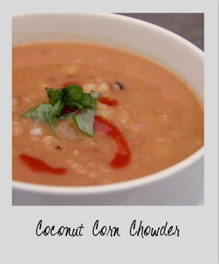 Mangoes and ChutneyCoconut Corn Chowder | Food for Foodies | Scoop.it