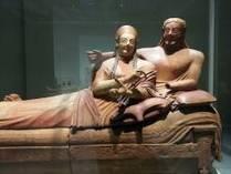 Quand l'architecture contemporaine croise l'archéologie étrusque | Les Etrusques et la Méditerranée. La cité de Cerveteri | Scoop.it