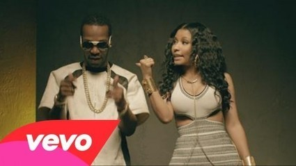 Juicy J feat. Nicki Minaj, Lil Bibby and Young Thug - Low [OMV] | yardhype posts | Scoop.it