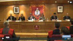 El Colegio de Madrid entrega los diplomas a los alumnos del Curso Superior de Seguros y el Curso de Experto en Materia de Seguros y Peritación Judicial | Mediación de Seguros en España | Scoop.it