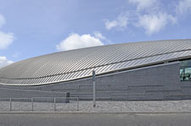 Metal standing seam roof used on new Hanley Bus Station | Chrome Metal Plating | Scoop.it