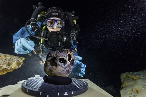 Prehistoric Skeleton Found In Mexico Sheds Light On First Americans | Community Village Daily | Scoop.it