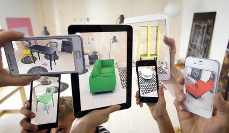 Augmented Reality driving downloads and engagement for IKEA Catalog App | 4D Pipeline - trends & breaking news in Visualization, Mobile, 3D, AR, VR, and CAD. | Scoop.it