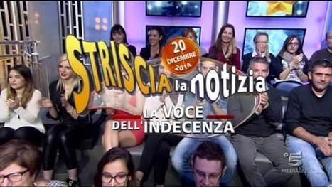 Striscia la notizia TV SPAZZATURA è ancora poco... | BeIn | Scoop.it