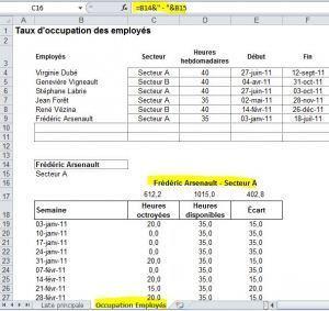 Excel: Créer des titres de graphiquesdynamiques | MSExcel | Scoop.it