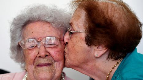 Vivre au-delà de la limite de 122 ans? « Si vous faites ce qu'il faut vous avez une chance de la dépasser » | Dépendance et fin de vie | Scoop.it