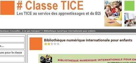 Une bibliothèque de liens tice en ligne | Pratique du FLE dans les TIC | Scoop.it