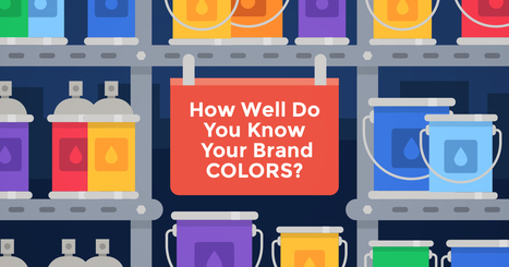 How Well Do You Know Your Brand Colors? – Piktochart Infographics | Creative_me | Scoop.it