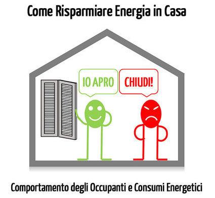 Come Risparmiare Energia in Casa con il Comportamento Virtuoso degli Occupanti | The Blasting News | Scoop.it