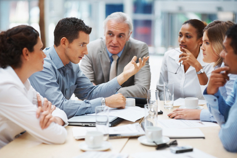 Selling to the C-Suite | Decision Making Execs | Scoop.it