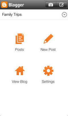 Google updates Blogger for iOS, adds iPhone 5 native support - SlashGear | Socialize ME | Scoop.it