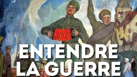 Entendre la Guerre : sons, musiques et silence en 14-18 | French Literature,  Poetry and Art of World War 1 | Scoop.it