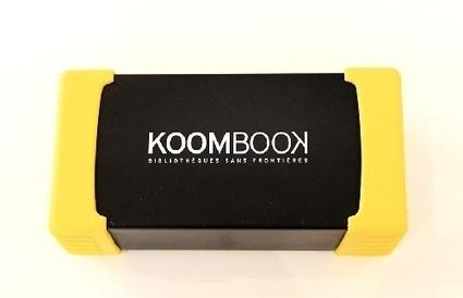 Ebooks – KoomBook une bibliothèque numérique portative sans Internet | Bibliothèque et Techno | Scoop.it
