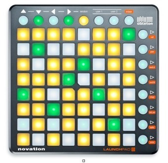 Novation Launchpad S Demo | Novation Launchpad S | Scoop.it