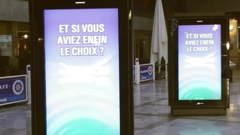 France : Quand Wilkinson animait la gare Montparnasse d'un dispositif événementiel et digital - Ooh-tv | Marketing Digital | Scoop.it