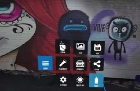 Amateurs de graffitis, il est désormais possible de taguer en réalité virtuelle | Presse-Citron | Street Art | Scoop.it
