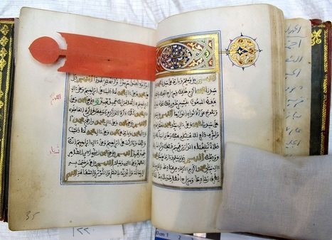 Historical interleaves in Moroccan manuscripts from Qatar Collections: technical analysis and significance by Amelie Couvrat Desvergnes | International Institute for Conservation of Historic and Ar... | News in Conservation | Scoop.it