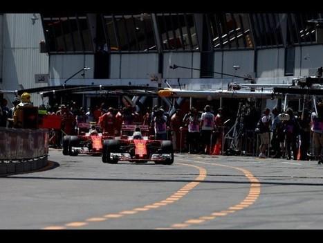 F1 - Ferrari va modifier son turbo à Montréal   Auto , mécaniques et sport automobiles   Scoop.it