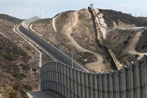 Major drug tunnel found on U.S.-Mexico border; 3 arrested | AP HUMAN GEOGRAPHY DIGITAL  STUDY: MIKE BUSARELLO | Scoop.it