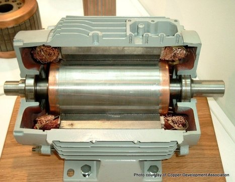 Copper Rotor Motor Featured in Energy Efficient Emerging Technologies Website | The Copper Universe | Scoop.it