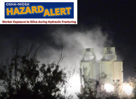 Eagle Ford Shale fracking video: Silica sand exposure during hydraulic fracturing   FrackInformant   Scoop.it