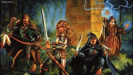 The 24 Most Embarrassing Dungeons & Dragons Character Classes | Videojuegos | Scoop.it