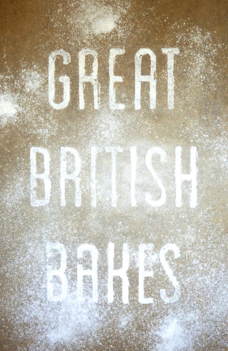CMYK:  GREAT BRITISH BAKES - Mary-Anne Boermans Food... | Booketing | Scoop.it