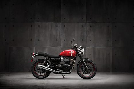 The new Triumph Street Twin | Motorcycle Industry News | Scoop.it